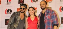 Ranveer, Tamannaah and Rohit Shetty unveil Ching's new TVC campaign