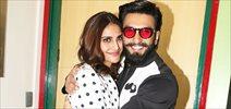 Ranveer Singh and Vaani Kapoor promote 'Befikre' on Radio Mirchi