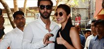Ranbir Kapoor and Anushka Sharma promote 'Ae Dil Hai Mushkil' on Red FM 93.5