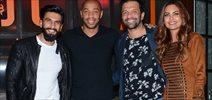 Ranveer SIngh, Thierry Henry, Esha Gupta and Dia Mirza grace Puma Bash