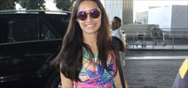 Shraddha Kapoor goes to Delhi for Baaghi promotions