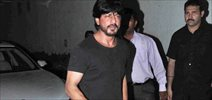 Shah Rukh Khan snapped at Dharma Productions' last day in current office get-together