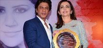 Shahrukh Khan & Nita Ambani unveil Gunjan Jain book 'She Walks She Leads'