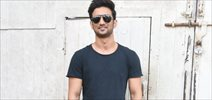 Sushant Singh Rajput snapped at MS Dhoni promotions