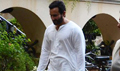 Saif Ali Khan snapped outside his house in bandra
