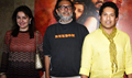 Sachin Tendulkar  at Mirzya screening