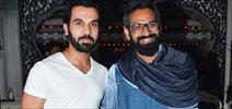 Rajkummar Rao & Rajeev Khandelwal at Art Director Saini Johray birthday bash