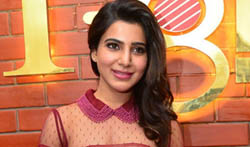 Samantha Launches T-Grill - Pictures