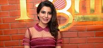 Samantha Launches T-Grill