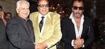 Dharmendra, Jackie Shroff and Ramesh Sippy at Savvy Women Honours