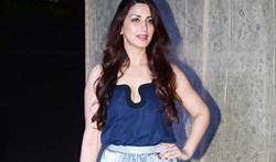 Sonali Bendre grace Manish Malhotra's 50th birthday bash hosted by Karan Johar - Pictures