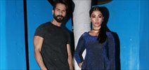Shahid Kapoor and Pooja Hegde at GQ nights