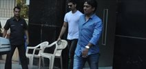 Shahid & Mira Snapped In Suburbs