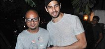 Sidharth Malhotra snapped at Hakim Aalim's salon