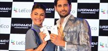 Sidharth and Jacqueline Unveil Leeco Mobiles
