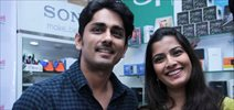 Siddharth & VaraLakshmi Experiencing True4G On LYF Phones