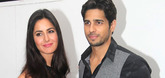 Sidharth and Katrina at Jhalak Dikhhla Jaa - Baar Baar Dekho Special