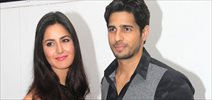Sidharth Malhotra and Katrina Kaif snapped promoting Baar Baar Dekho