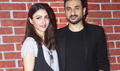 Soha Ali Khan and Vir Das at 31st october media meet