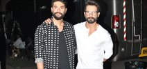 Shahid Kapoor shoots for Vogue BFFs on Colors Infinity