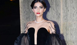 Sonam Kapoor grace Manish Malhotra's 50th birthday bash hosted by Karan Johar - Pictures