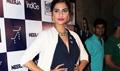 Sonam Kapoor Graces Neerja Screening For Indigo Crew