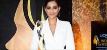 Sonam Kapoor at 'Women of Worth 2016' awards