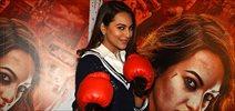 Sonakshi Sinha snapped promoting Akira
