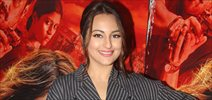 Sonakshi Sinha snapped during 'Akira' promotions