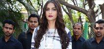 Sonam Kapoor Promotes Neerja At IIT Campus