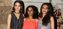 Special screering of 'Parched' with cast and celebs