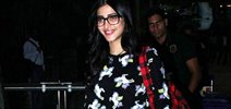 Shruti Hassan Snapped On Arrival At Domestic Airport