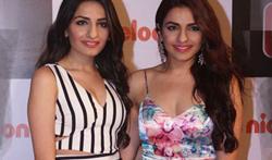 Sukriti Kakar and Prakriti Kakar grace the Nickelodeon Kids' Choice Awards 2016 - Pictures