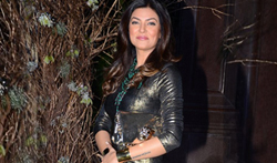 Sushmita Sen grace Manish Malhotra's 50th birthday bash hosted by Karan Johar - Pictures