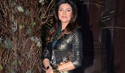 Sushmita Sen grace Manish Malhotra's 50th birthday bash hosted by Karan Johar - Pictures