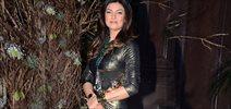 Sushmita Sen grace Manish Malhotra's 50th birthday bash hosted by Karan Johar