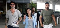 Sunny Leone, John Abraham and others snapped at Airport