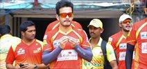 Telugu Warriors CCL Photos