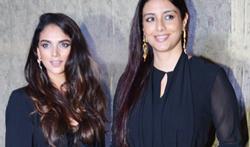 Tabu and Aditi Rao Hydari grace Manish Malhotra's 50th birthday bash hosted by Karan Johar - Pictures