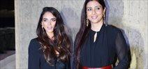 Tabu and Aditi Rao Hydari grace Manish Malhotra's 50th birthday bash hosted by Karan Johar