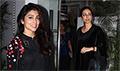 Tabu, Shriya and others at Aligarh screening