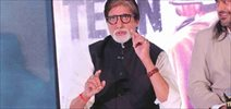 Amitabh Bachchan at Te3n music launch