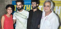 Thithi screening hosted by Kiran Rao