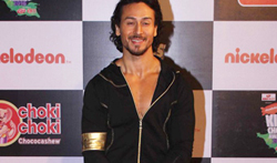 Tiger Shroff grace the Nickelodeon Kids Choice Awards 2016 - Pictures