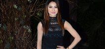 Urvashi Rautela grace Manish Malhotra's 50th birthday bash hosted by Karan Johar