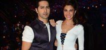 Varun & Jacqueline promote Dishoom on Pro Kabaddi League