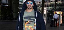 Varun Dhawan snapped at international airport