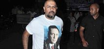 Vishal Dadlani snapped at Dharma Productions' last day in current office get-together