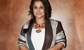 Vidya Balan snapped promoting her film 'Kahaani 2' in Mumbai