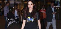 Yami Gautam snapped at the airport